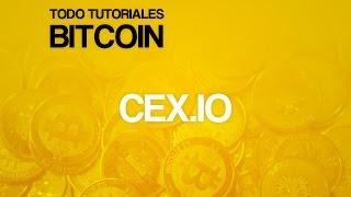 Tutorial CEX.IO en español para novatos mineria de Bitcoin